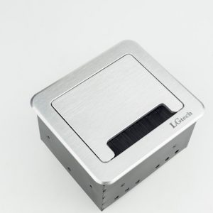 Ổ cắm điện âm sàn chống nước chính hãng LG Tech