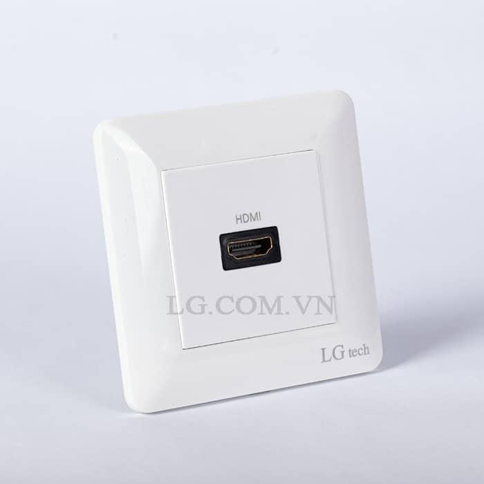 Nhân HDMI âm tường - HDMI wallplate chuẩn vuông